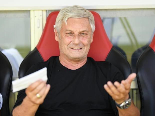 """1. FC Köln: FC-Manager Veh:""""Keine Fahrstuhlmannschaft mehr sein"""""""