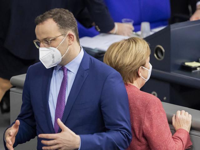 EILMELDUNG - Merkel will Lockdown bis Ostern aufrechterhalten