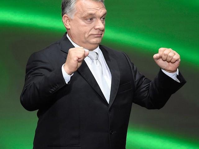 """Skandalrede in Ungarn - Viktor Orban erklärt Ost-Mitteleuropa zur """"migrantenfreien Zone"""""""