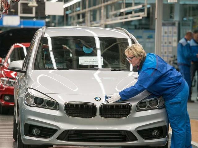 BMW-Werk in Regensburg: Panne hat weitreichende Folgen