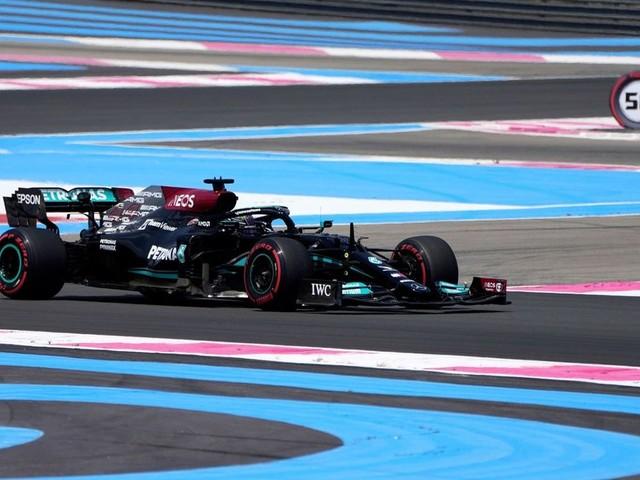 Bottas Schnellster beim Training - Hamilton vor Verstappen