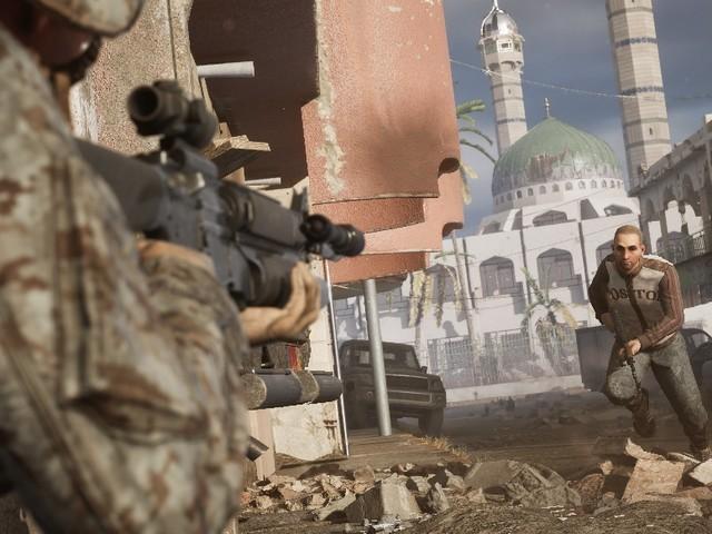 Six Days in Fallujah: Taktischer Militär-Shooter will wahre Geschichten des Irak-Krieges nachstellen