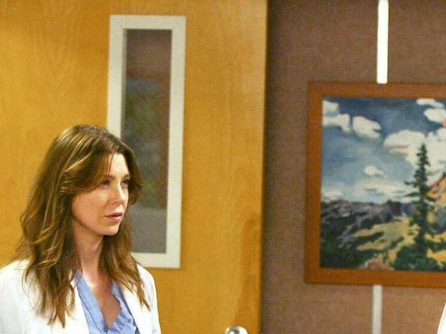 Grey's Anatomy: Ellen Pompeo beim Essen mit Ex-Kollegen