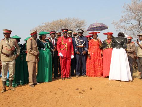 Muss das Völkermord-Abkommen mit Namibia neu verhandelt werden?