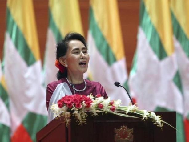 Nach Massenflucht: Suu Kyi bietet Rohingya Rückkehr nach Myanmar an