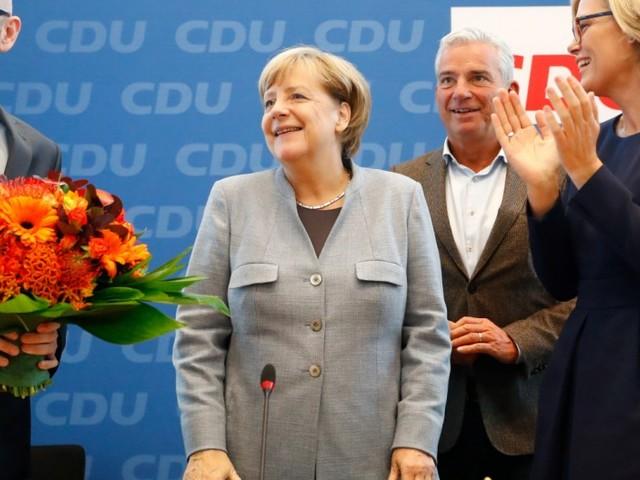 Respekt für Merkel - und Schadenfreude