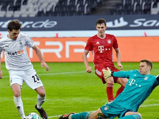 """FC Bayern """"schockiert"""": Gladbach feiert Abend für die Club-Historie"""