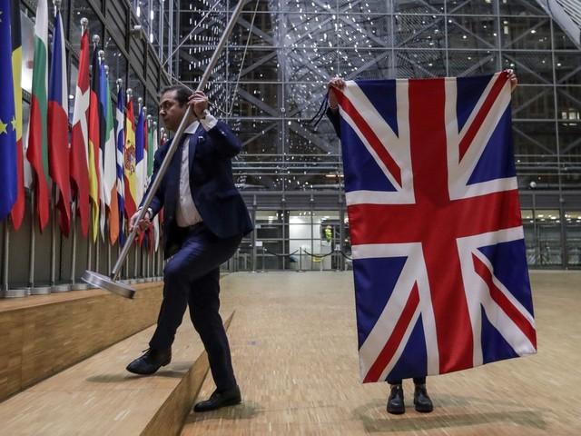 Brexit: Großbritannien hat die EU verlassen