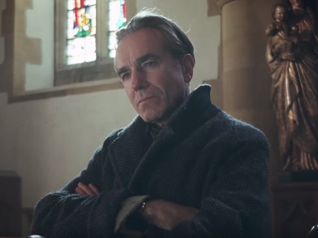 """Phantom Thread""-Trailer: Der letzte Film mit Daniel Day-Lewis"