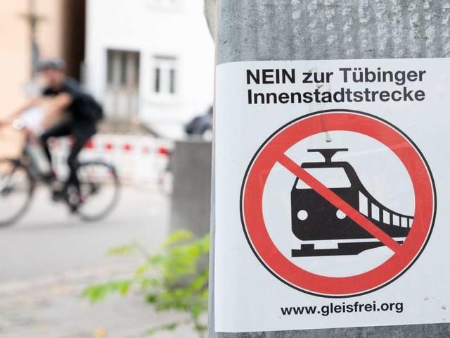 """Regionalstadtbahn Neckar-Alb: Tübinger entscheiden über """"Tüxit"""" oder Stadtbahn"""