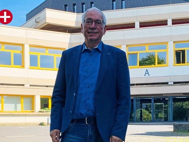 Gesamtschule: Siegen: Mario Vallana nimmt Abschied von der Bertha