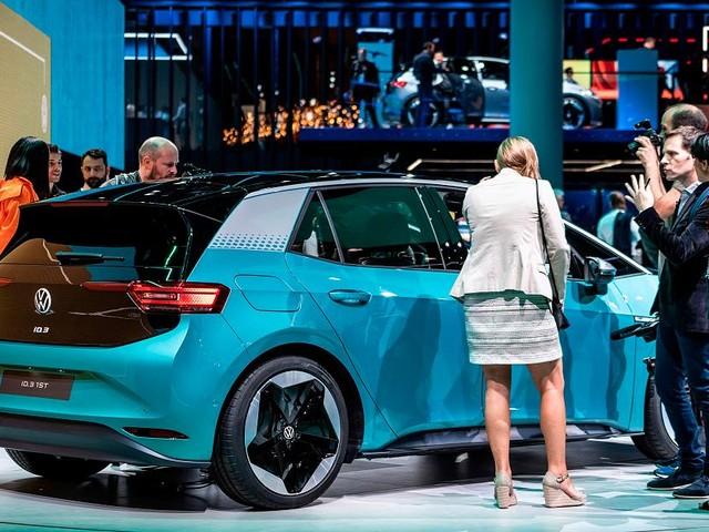 Neues Citycar bis 2024 - VW will E-Auto für unter 20.000 Euro anbieten