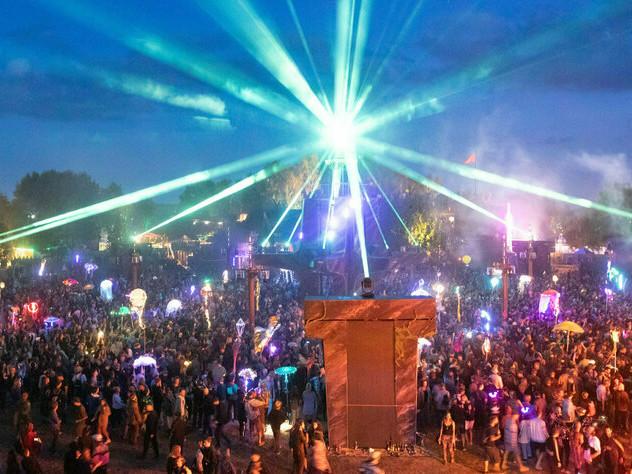 Tanzen im Berliner Umland: Ein Festivalchensommer