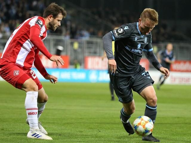 Sport: BR24 Sport live: TSV 1860 München - Würzburger Kickers