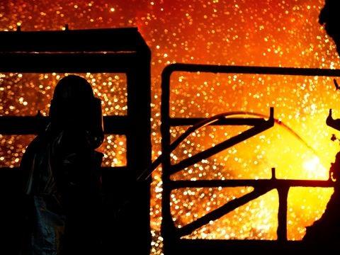 Stahlkonzern Salzgitter nennt Details zum guten Jahresstart