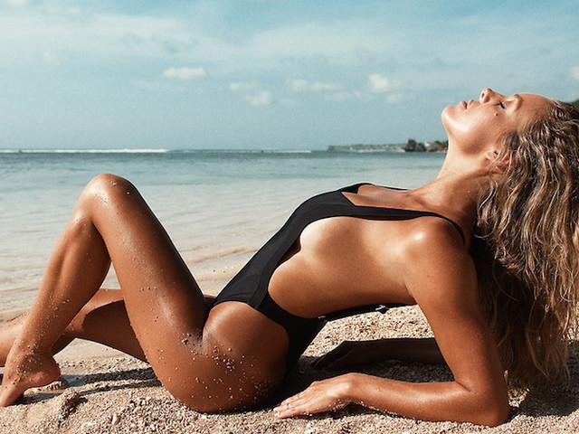 """Surfer x Model"" – Beach Life mit Bree Lynn Kleintop auf Bali"