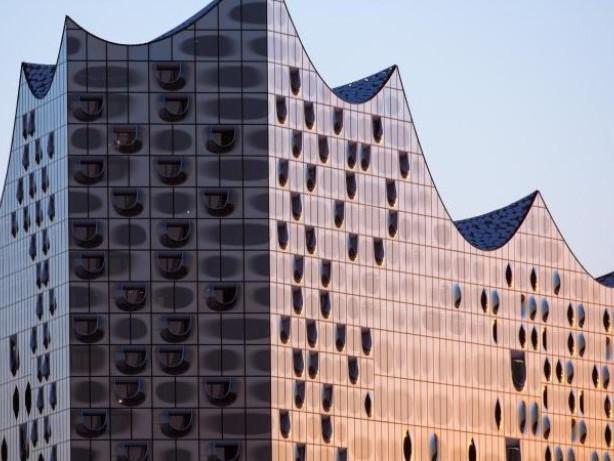 Modell der Hamburger Elbphilharmonie kommt ins Museum