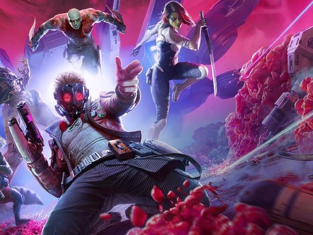 Guardians of the Galaxy - Die Guardians im Kampf und bei der Erkundung