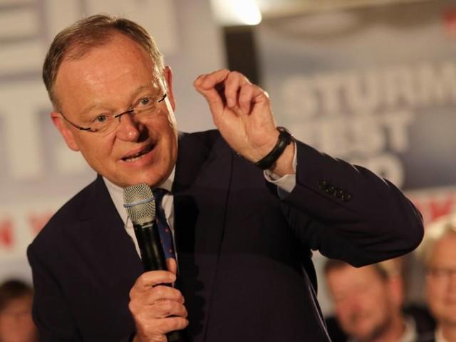 Umfrage: SPD holt CDU kurz vor Niedersachsen-Wahl ein