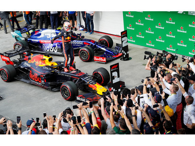 GP Brasilien 2019 - Ergebnis Rennen: Verstappen siegt, Ferrari crasht