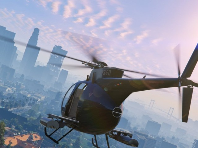 Grand Theft Auto 5 - GTA Online: Startschuss für die Verwandlungsrennen