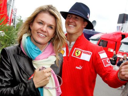 Die First Ladies der Formel 1 Die Weltmeister-Frauen