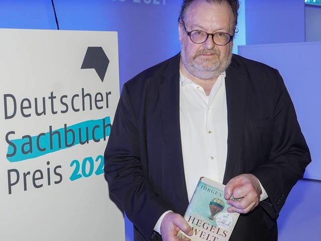 """Hegels Welt"": Deutscher Sachbuchpreis geht an Jürgen Kaube"