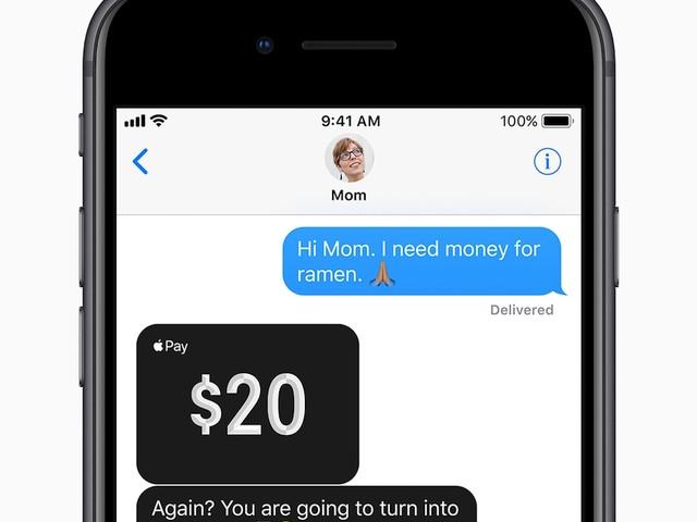 Jennifer Bailey spricht über Apple Pay: in 20 Ländern verfügbar, 4.000 Kartenanbieter, Cash kommt in Kürze