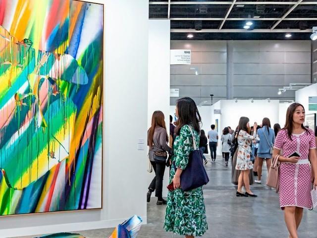 Coronavirus (be)trifft den internationalen Kunstmarkt