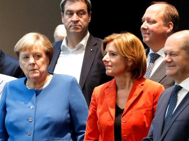 Deutsche Koalitionsparteien: Zwischen Führungssuche und -krise