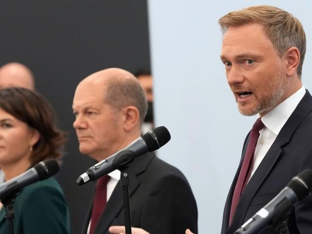 Ampel-Gespräche: Worum SPD, Grüne und FDP in den Koalitionsverhandlungen ringen