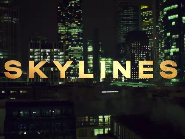 Skylines: Netflix zeigt Trailer zur neuen deutschen Serie