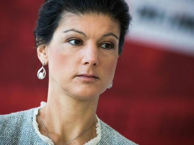 SPD-Parteitag: Sahra Wagenknecht kritisiert Martin Schulz' Wahlkampf