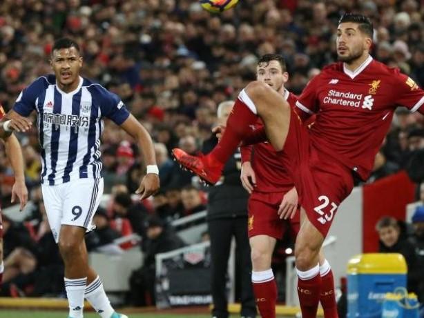 Premier League: FC Liverpool nur Remis gegen West Brom