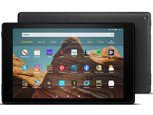 Amazon Fire HD 10 (2019): So schlägt sich das günstige Tablet im Test