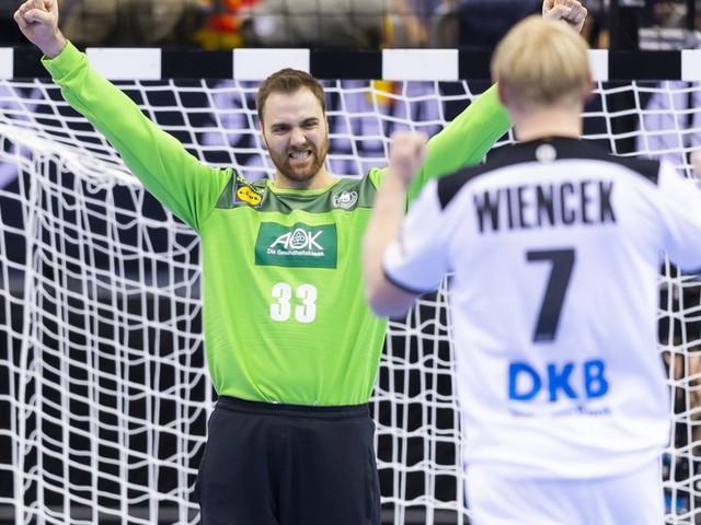 Zweiter Sieg bei Handball-WM! Deutschland schlägt Brasilien 34:21