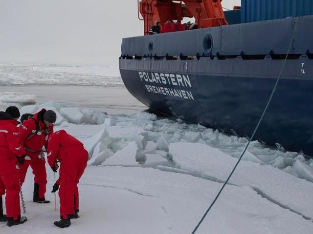 Arktis zog sich laut Forschern 2020 schneller zurück als je zuvor