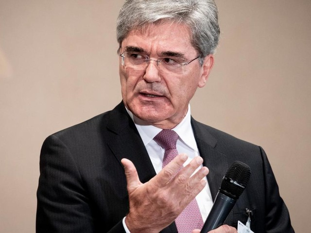 Jetzt äußert sich der Siemens-Chef zur Khashoggi-Affäre