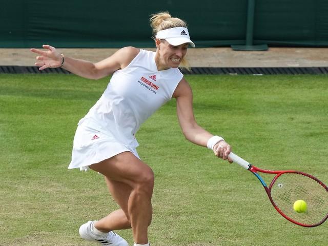 Im Wimbledon läuft es: Kerbers Regen-Comeback, Zverevs Fight