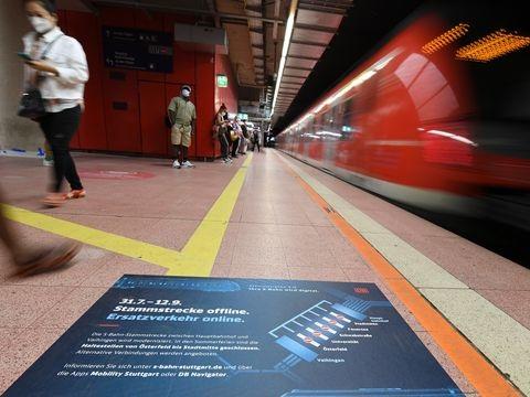 Bayerische Firma soll Lichtaugen für Stuttgarter Hbf bauen