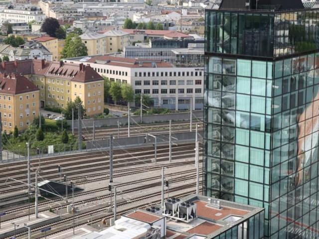 Neues Hotel: Hoch hinaus in Salzburg