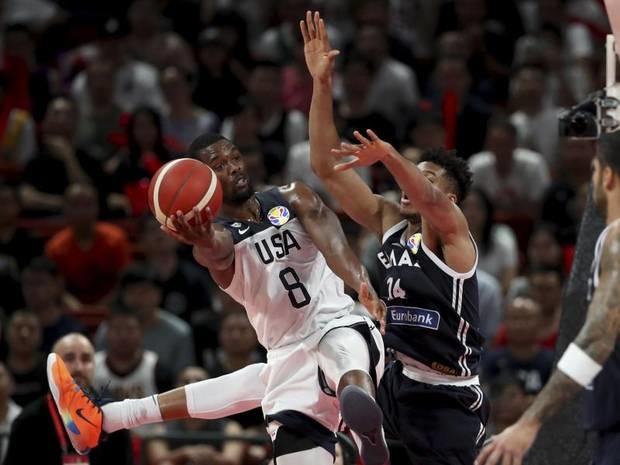 Basketball-WM: USA ungeschlagen - Frankreich und Australien weiter