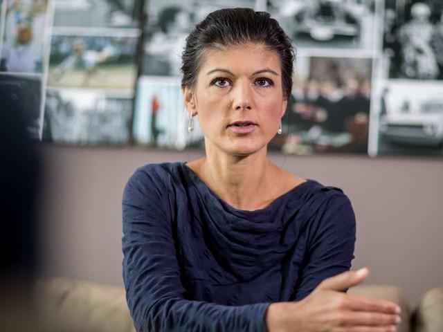 Linke taumelt dem Abgrund entgegen - Wagenknecht fordert nun Absage an Klima-Kämpfer
