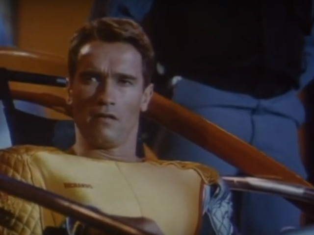 Classic Trailer: RUNNING MAN (1987) mit Arnold Schwarzenegger