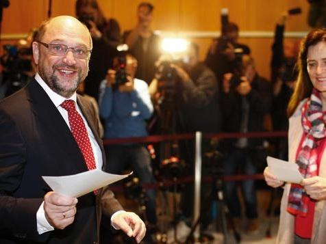 """Schulz: """"Das ist die entscheidende Stimme"""""""