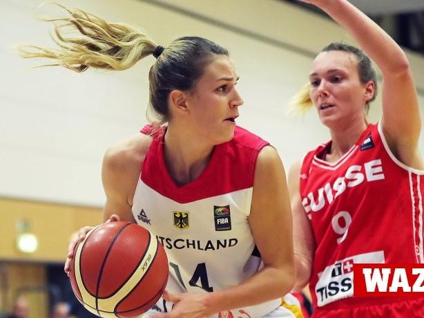 Basketball international: Die EM-Quali ist die große Chance für Sonja Greinacher