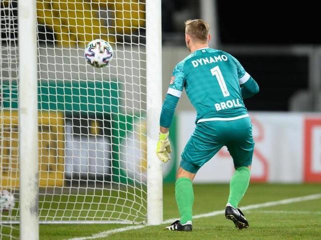 DFB-Pokal: Drittligist Dresden verpasst Überraschung gegen Darmstadt