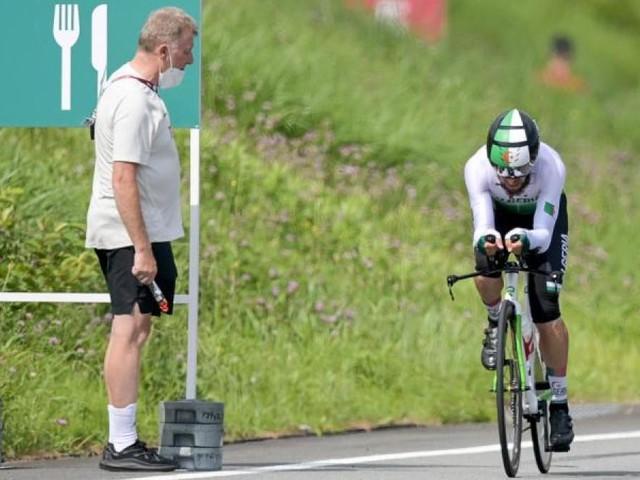 Nach Rassismus-Skandal: Olympia-Aus für Rad-Sportdirektor Moster