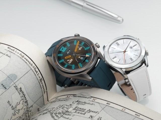 Huawei Watch GT: Erstellung eigener Ziffernblätter bald möglich
