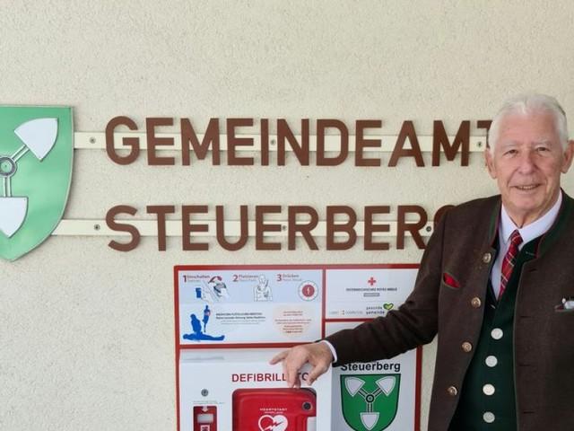 "Ältester Bürgermeister Kärntens: ""Wenn es Joe Biden kann, kann ich es auch"""